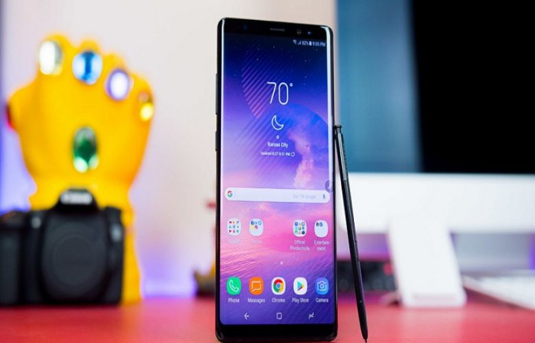 Samsung launches Note 8 in India
