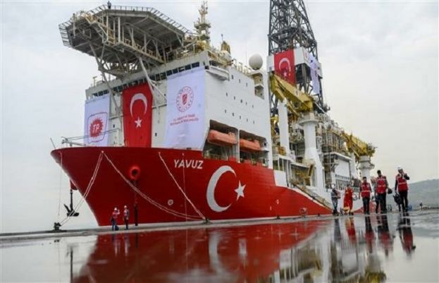 EU imposes sanctions on Turkey over Cyprus drilling