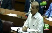 After three days of ruckus, Shahbaz Sharif delivers speech in NA uninterrupted