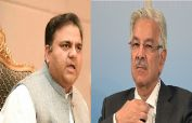 Fawad Chaudhry submits privilege motion against PML(N) Leader Khawaja Asif in NA