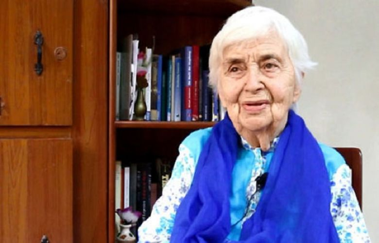 Pakistan's leprosy fighter Dr Ruth Pfau