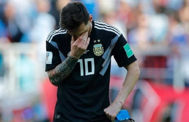 Messi misses penalty as Iceland hold out for draw