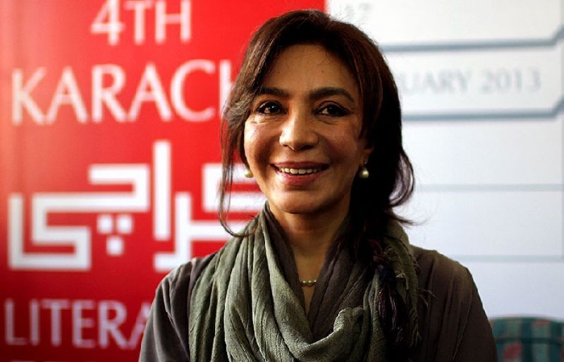 Tehmina Durrani: A 'rebel' with a cause - SUCH TV