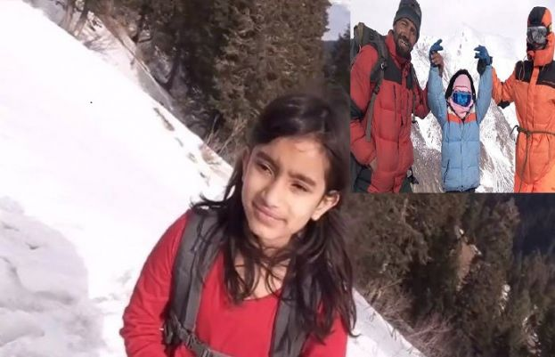 9-year-old Pakistani girl becomes youngest to scale 5,000m peak in Hunza