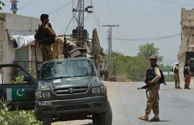 Three soldiers martyred as vehicle hits landmine in North Waziristan