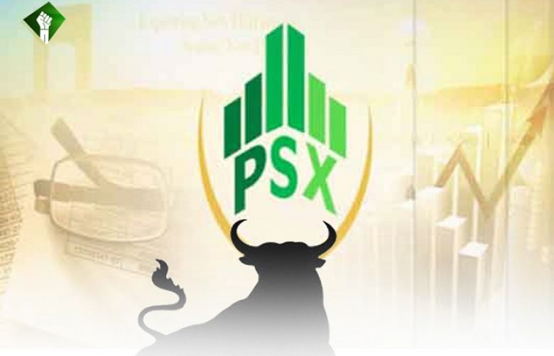 Stock Exchange lands in green after volatile session