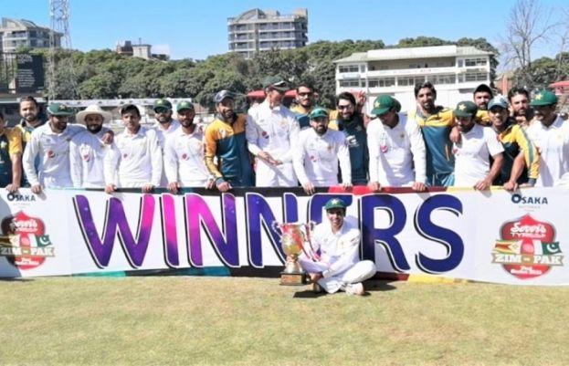 Shaheen's career-best 'five-for' sees Pakistan to big win over Zimbabwe