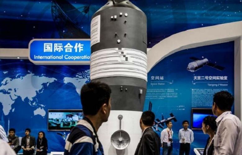 China to Launch Cargo Spacecraft