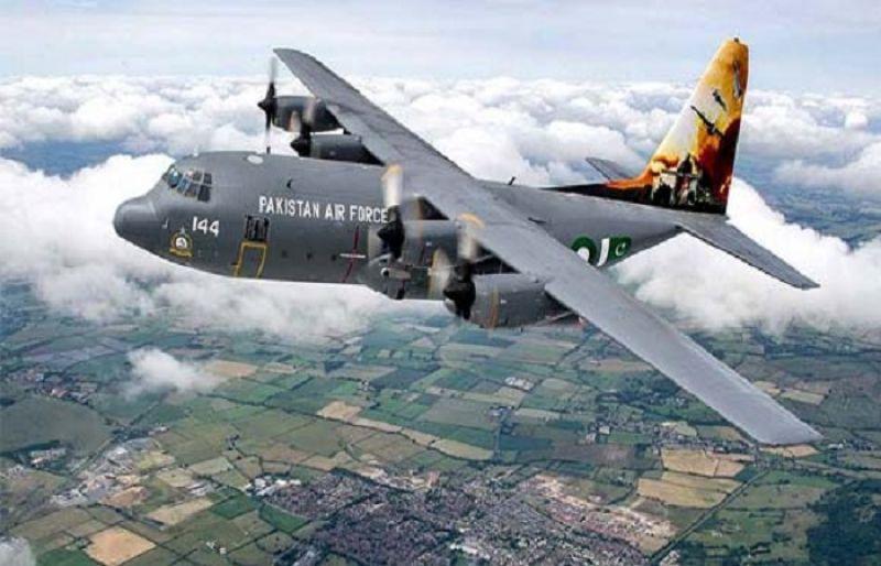Pakistan Air Force wins international award - SUCH TV