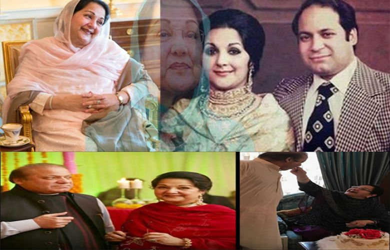 First death anniversary of Begum Kulsoom Nawaz being observed today