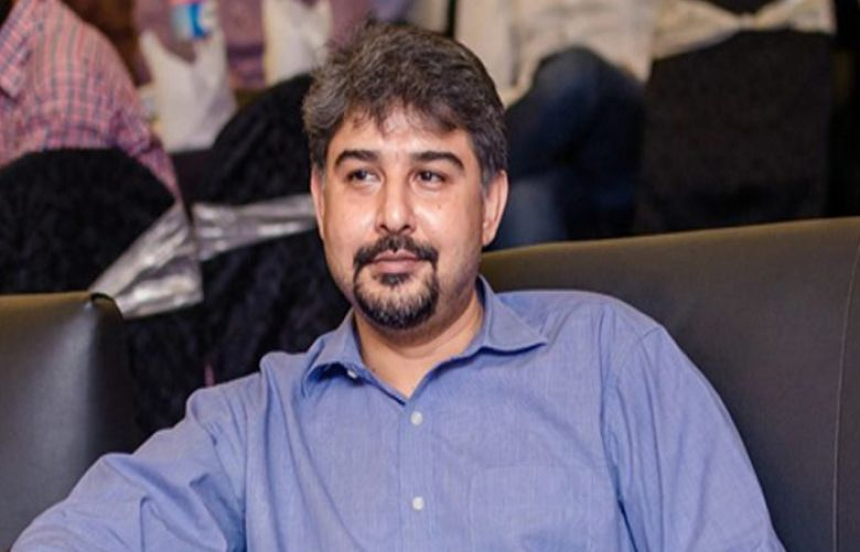 Former Muttahida Qaumi Movement-Pakistan lawmaker Ali Raza Abdi