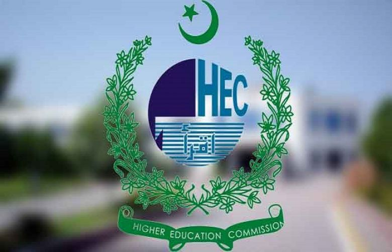 The Higher Education Commission of Pakistan