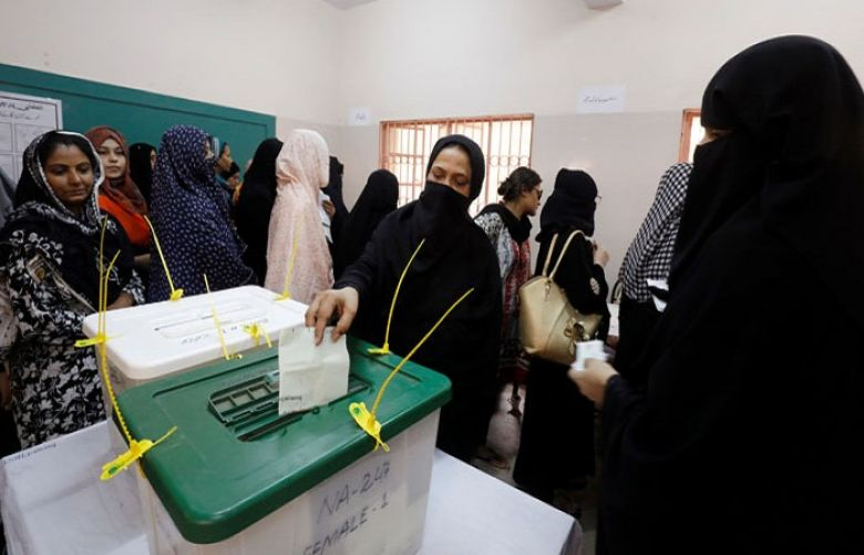ECP orders re-polling in PK-23 due to low female voter turnout