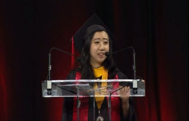 Chinese students at Maryland respond to controversial speech, say they are 'proud of China'