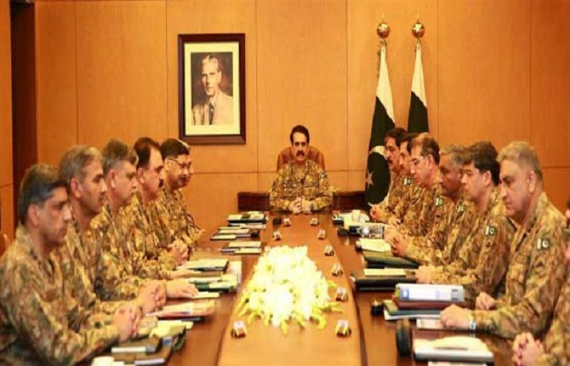 Why speculations over the Corps Commanders Conference should stop ?