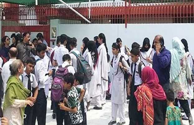 The government and private schools in Sindh reopened