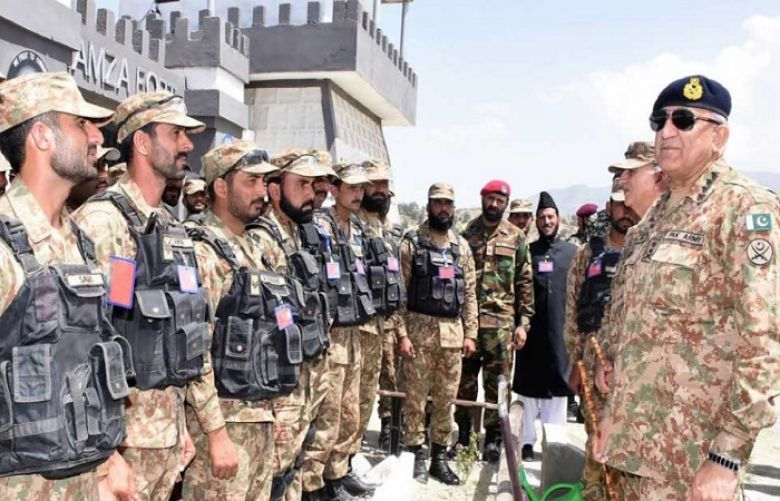 Terrorism and development cannot go together, COAS