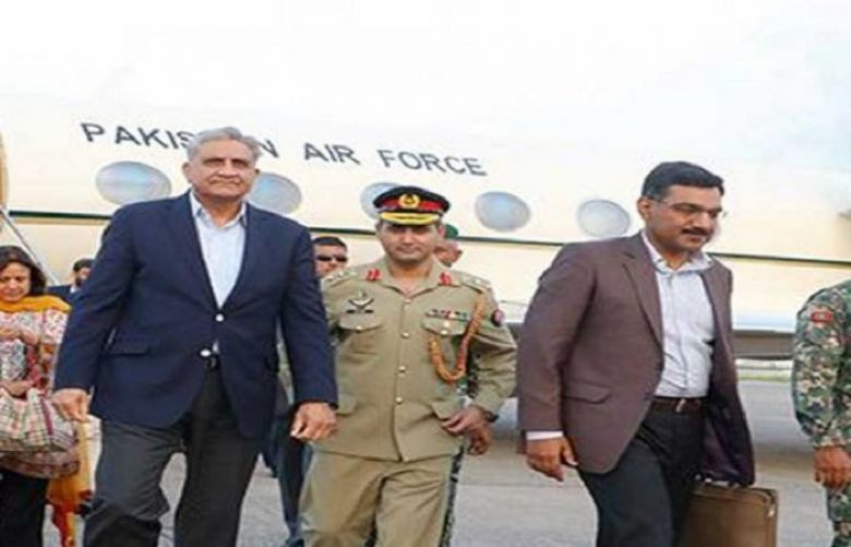 COAS Bajwa to leave for London on five-day visit today
