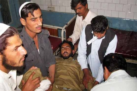 Four policemen shot dead in Bannu
