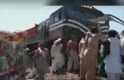 19 killed, several injured as train rams into van of Sikh Yatrees in Sheikhupura