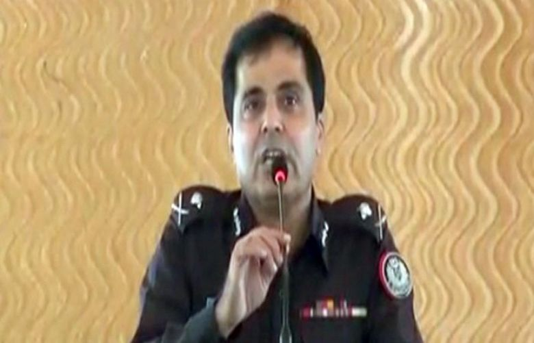 Gave ample time to black sheep in police to mend their ways: AIG Karachi