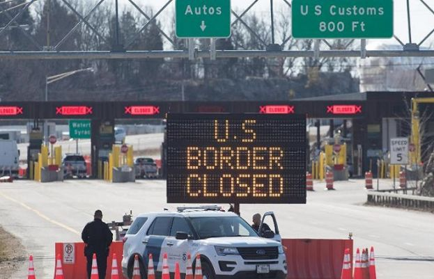 Non-essential travel restrictions extended at U.S. borders with Canada, Mexico
