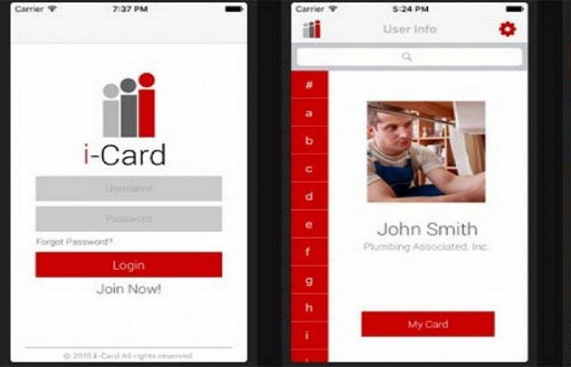 This pakistani woman has created an app that could make business i card reheart Gallery