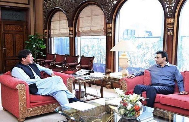 PTI, MQM-P reconcile after Khalid Maqbool Siddiqui meets PM Imran