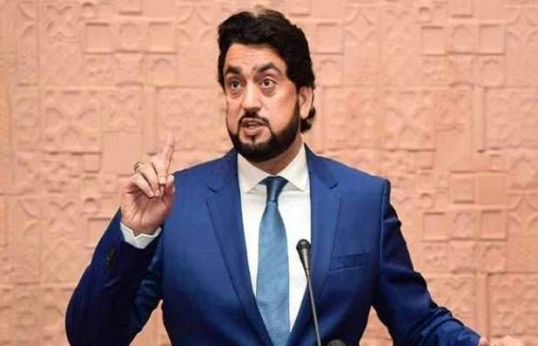 Shehryar Khan Afridi to be appointed minister of state for interior: sources