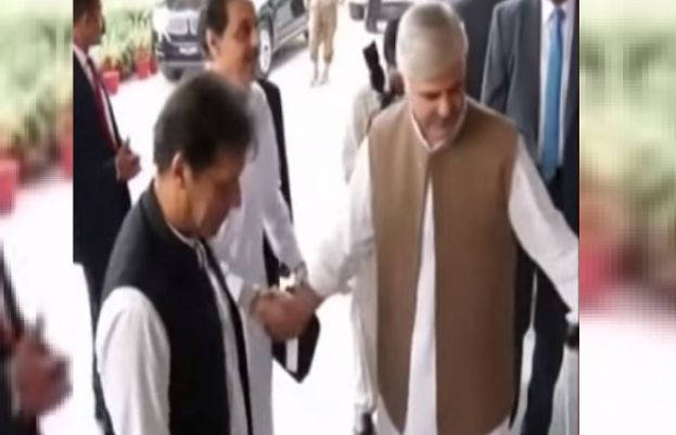 PM Imran in Peshawar on a day-long visit