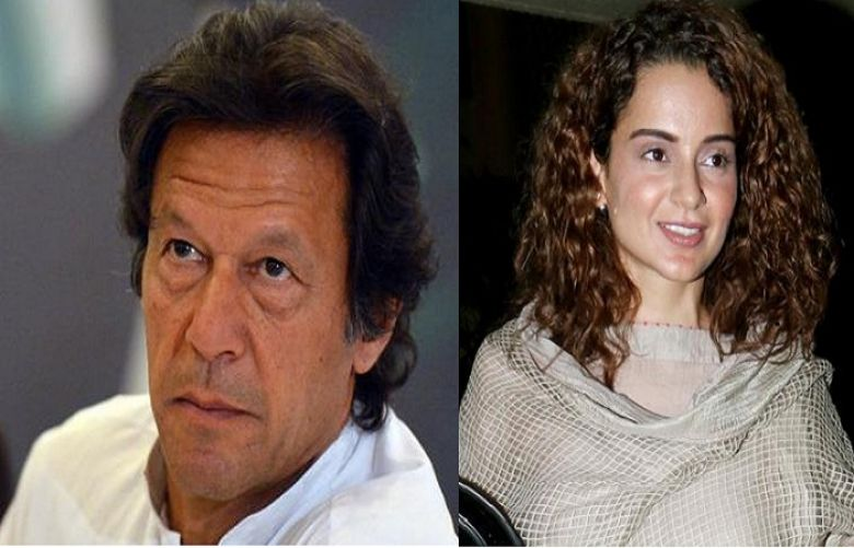 Kangana Ranaut has a message for Imran Khan