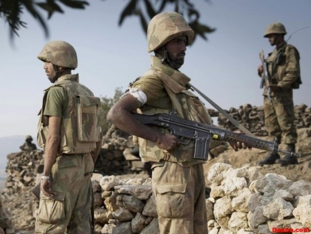 Khyber Agency: Security Forces Operation, Killed Nine Terrorists