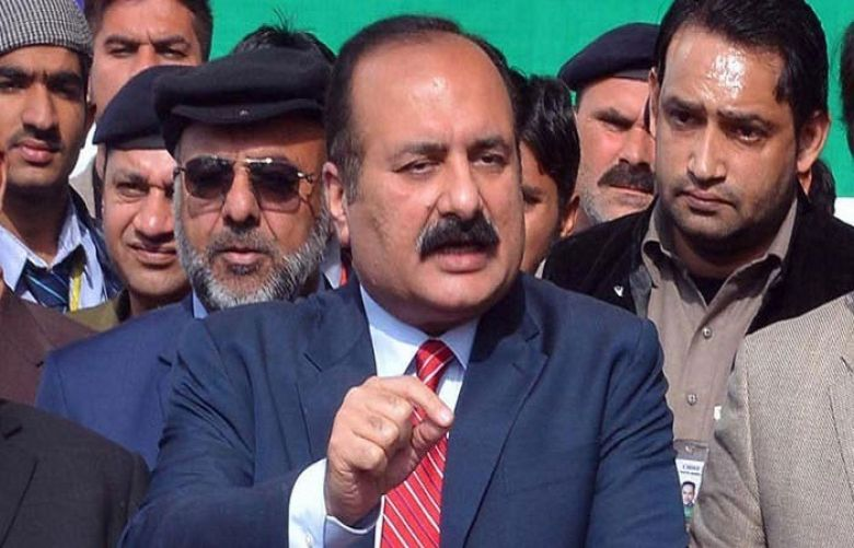 PML-N leader Rana Mashood