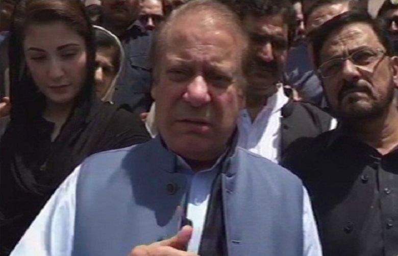 Have right to choose my lawyer if it is a fair trial: Nawaz