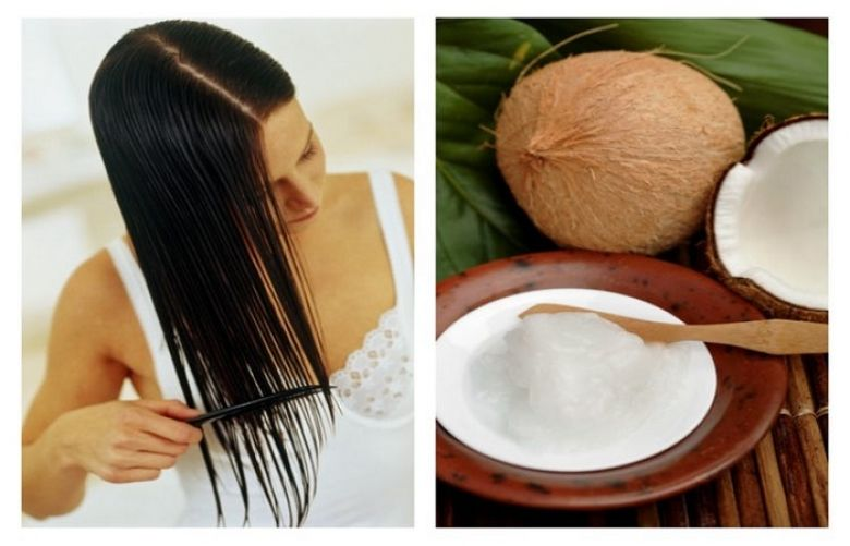 Coconut Oil Is a Cure for Hair Loss