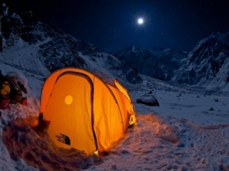 Photo Of The Nanga Parbat Base Camp