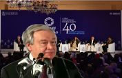UNSG underlines need for renewed commitment to peace In Afghan