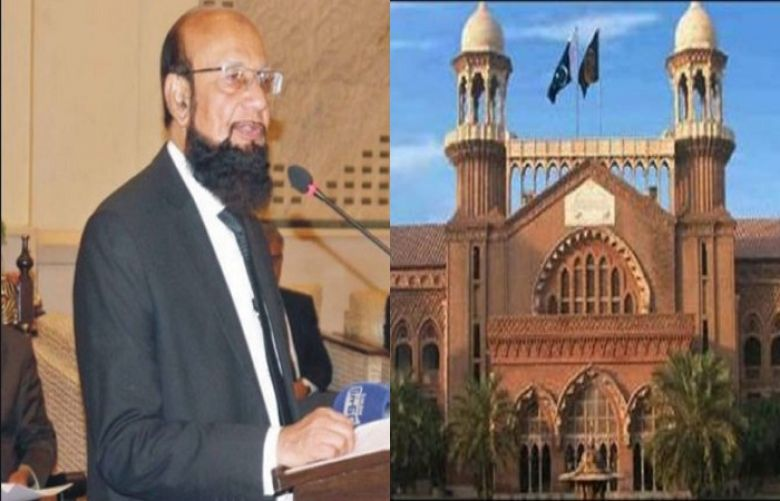 Chief Justice LHC Takes Notice Of Pending Property Cases in all courts