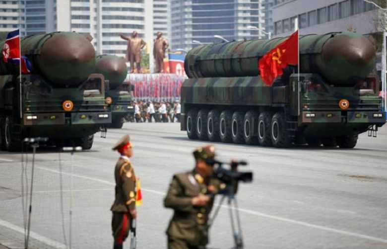 Movement at North Korea ICBM plant viewed as missile-related