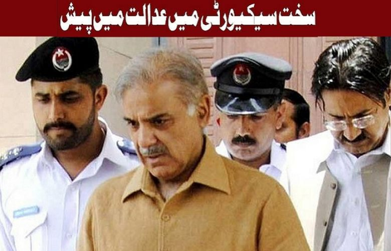 Shehbaz Sharif to appear before accountability court today
