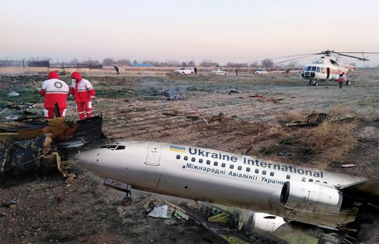 Ukrainian plane brought down 'due to human error': Iran