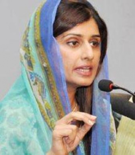 US should understand Pakistan's priorities' concerns and constraints : Hina