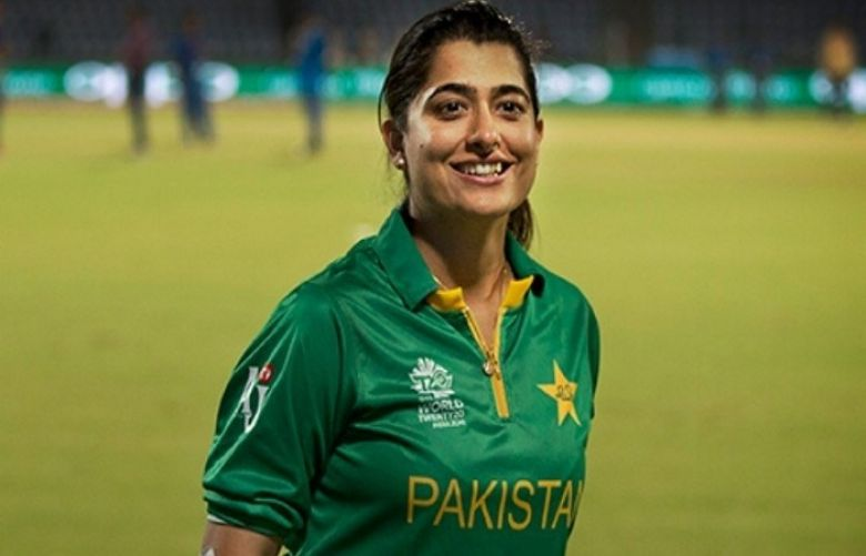 Cricketer Sana Mir