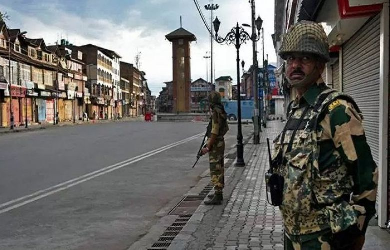 Five more youth martyred by Indian forces in occupied Kashmir