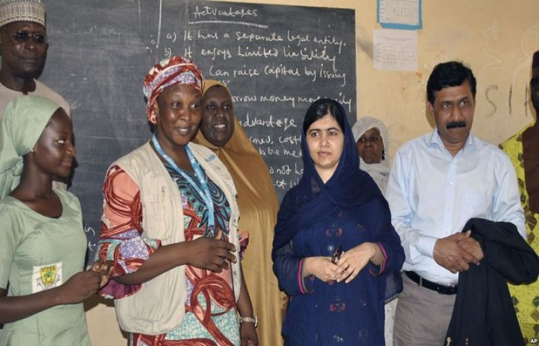 Malala Yousafzai gets accepted to Oxford University