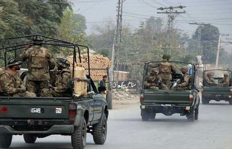 Two Soldiers Martyred, Three Injured in N.Waziristan