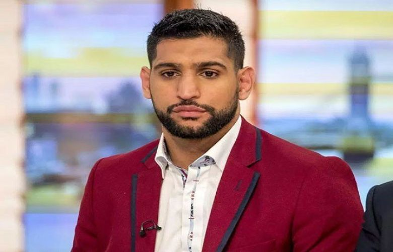 Imran will bring substantial change in Pakistan, claims boxer Amir Khan