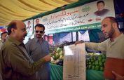 CM Buzdar orders to establish 396 sahulat bazaars across the province