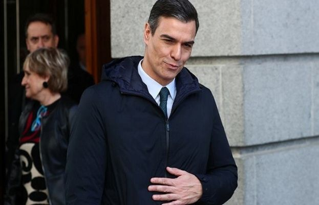 Spain's parliament has chosen Socialist leader Pedro Sánchez
