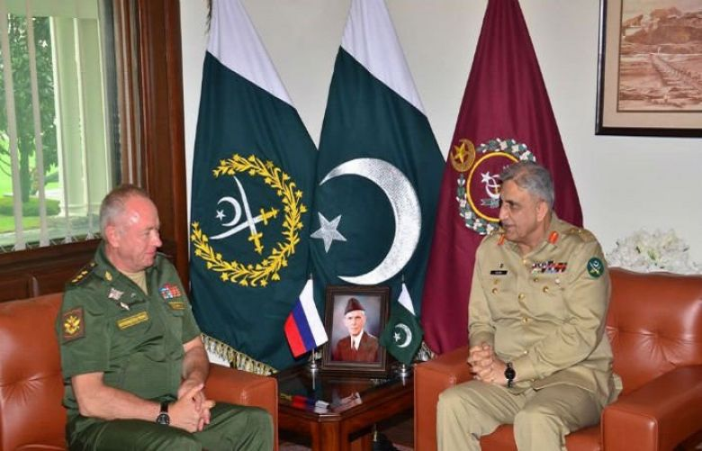 Russian deputy defence minister hails Pakistan Army's efforts against terrorism